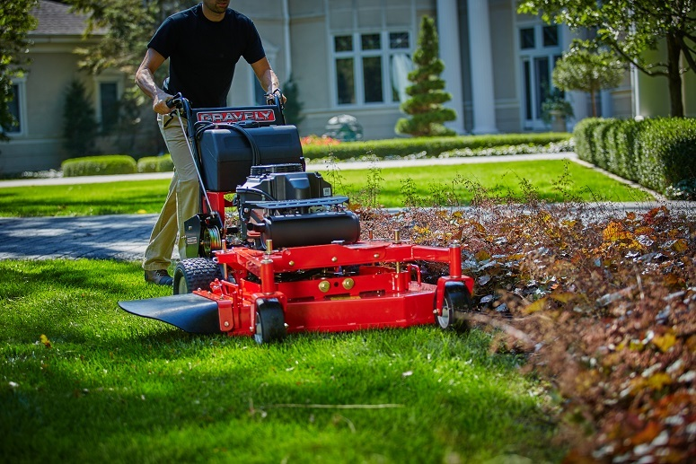 2017 Gravely USA Pro-Walk 36 GR (Kawasaki 14.5 hp V-Twin) in Rushford, Minnesota