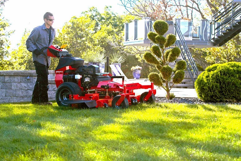 2017 Gravely USA Pro-Walk 48 HE (Kohler 22 hp V-Twin) in Francis Creek, Wisconsin