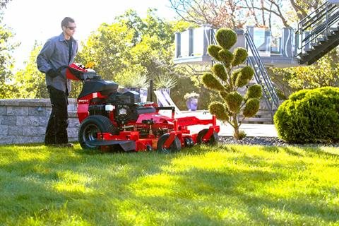 2017 Gravely USA Pro-Walk 48 HR (Kawasaki 18.5 hp V-Twin) in Rushford, Minnesota