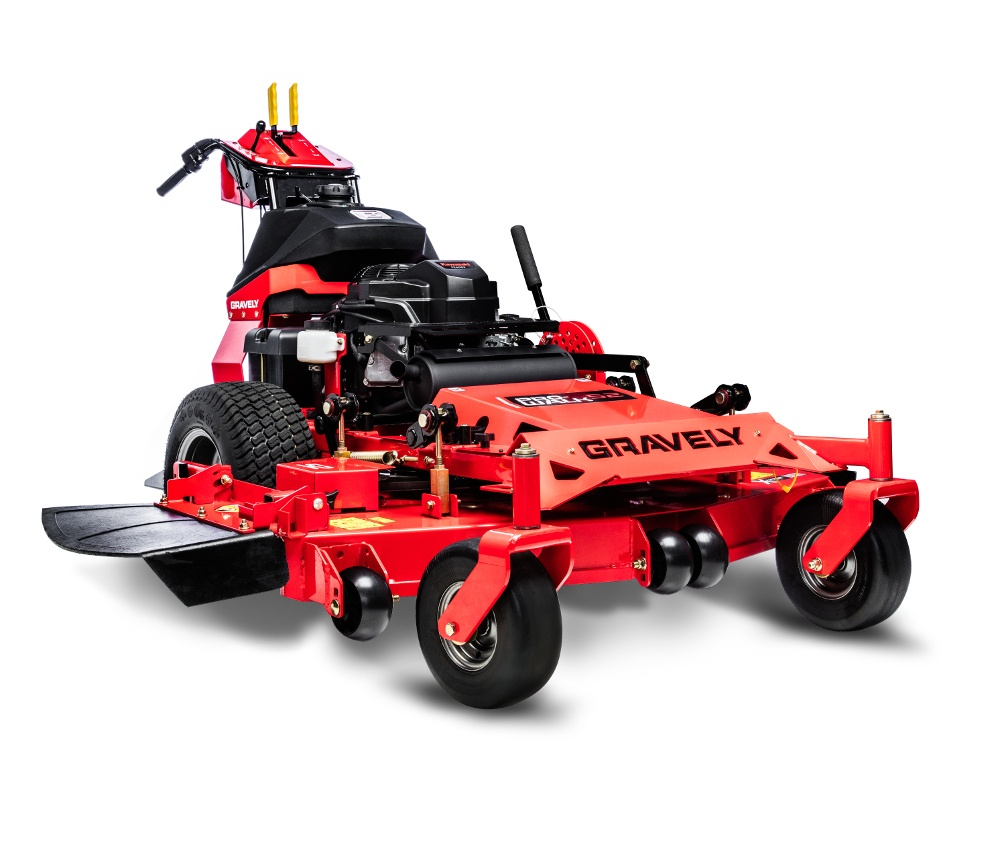 2017 Gravely USA Pro-Walk 52 HR (Kawasaki 18.5 hp V-Twin) in Kansas City, Kansas