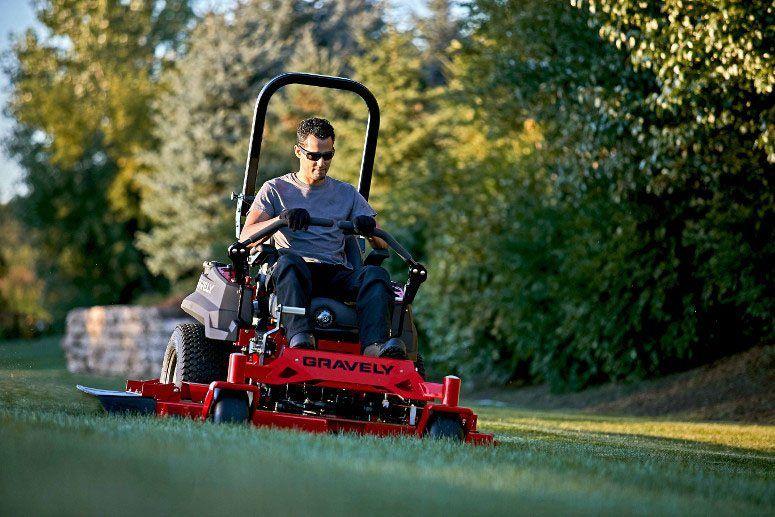 New 2017 Gravely USA Pro-Turn 148 (Kohler 23 hp V-Twin) Lawn Mowers ...