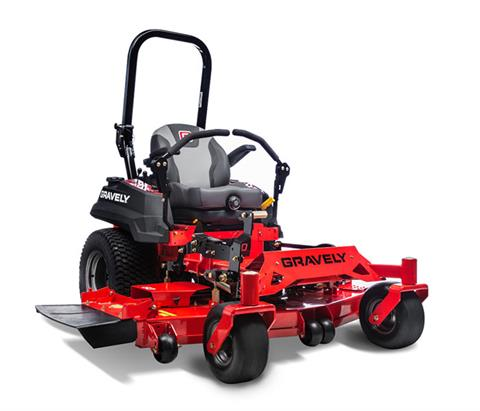 2017 Gravely USA Pro-Turn 152 (Kawasaki 22 hp V-Twin) in Smithfield, Virginia