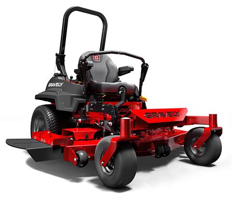 2017 Gravely USA Pro-Turn 252 (Yamaha 29 hp V-Twin) in Saucier, Mississippi