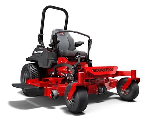 2017 Gravely USA Pro-Turn 452 (Yamaha 29 hp V-Twin) in Kansas City, Kansas