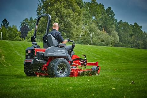 2017 Gravely USA Pro-Turn 472 (Yamaha 33 hp V-Twin) in Smithfield, Virginia