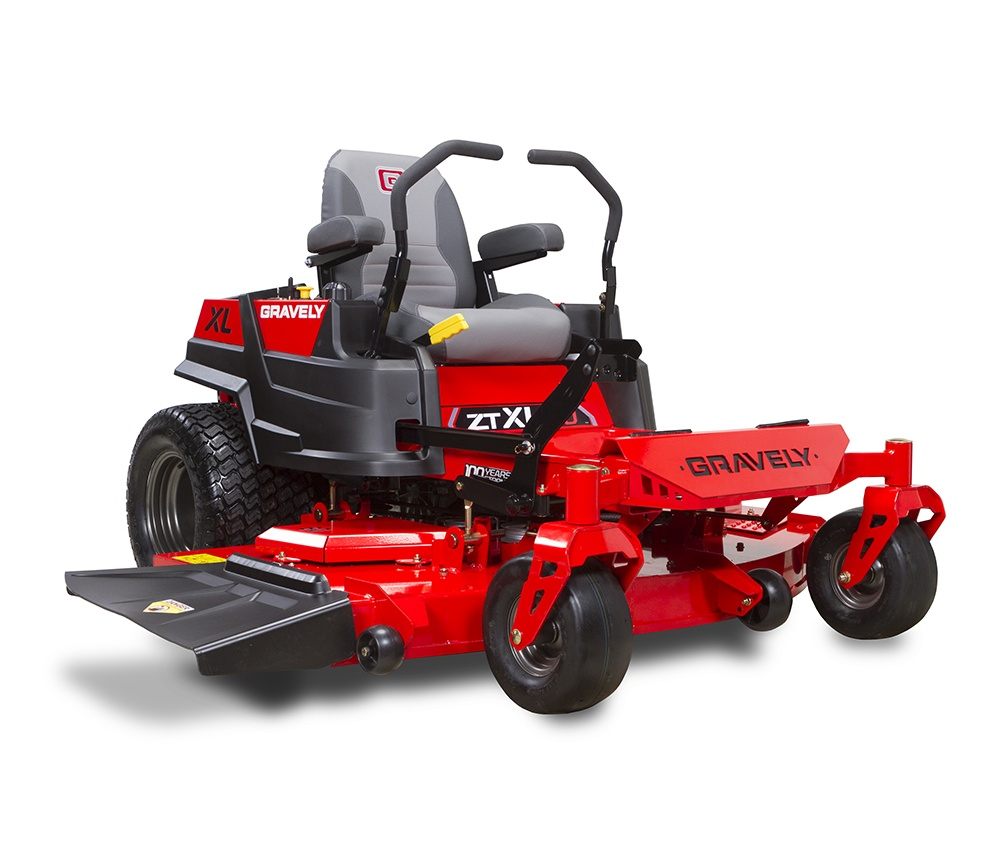 2017 Gravely USA ZT XL 42 (Kawasaki 21.5 hp V-Twin) in Saucier, Mississippi