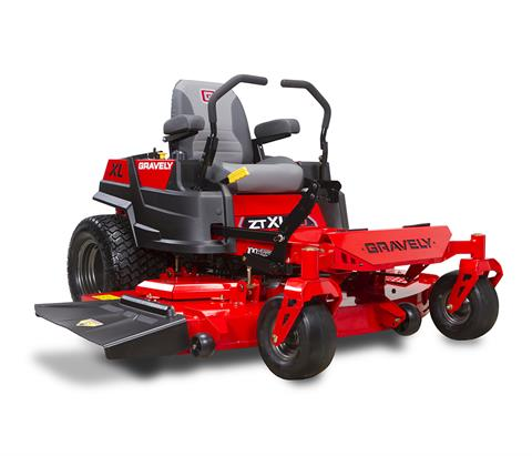 2017 Gravely USA ZT XL 60 (Kawasaki 24 hp V-Twin) in Saucier, Mississippi