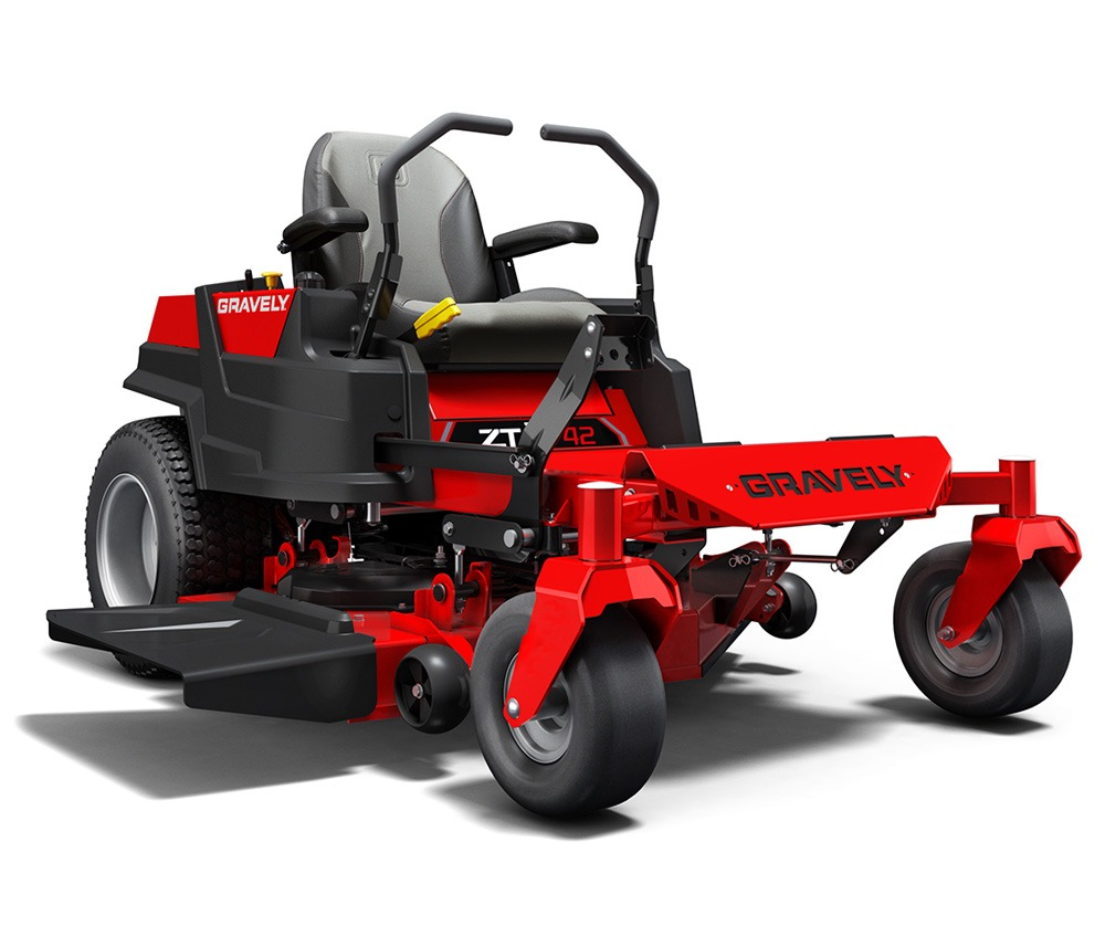 2017 Gravely USA ZT X 42 (Kohler 24 hp V-Twin) in Kansas City, Kansas