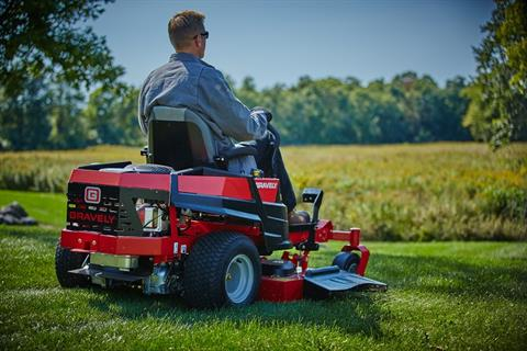 2017 Gravely USA ZT X 52 (Kawasaki 23 hp V-Twin) in Saucier, Mississippi