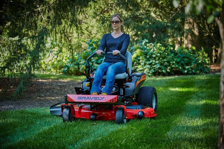 New 2017 Gravely USA ZT 34 (Kohler 21 hp V-Twin) Lawn Mowers in West ...