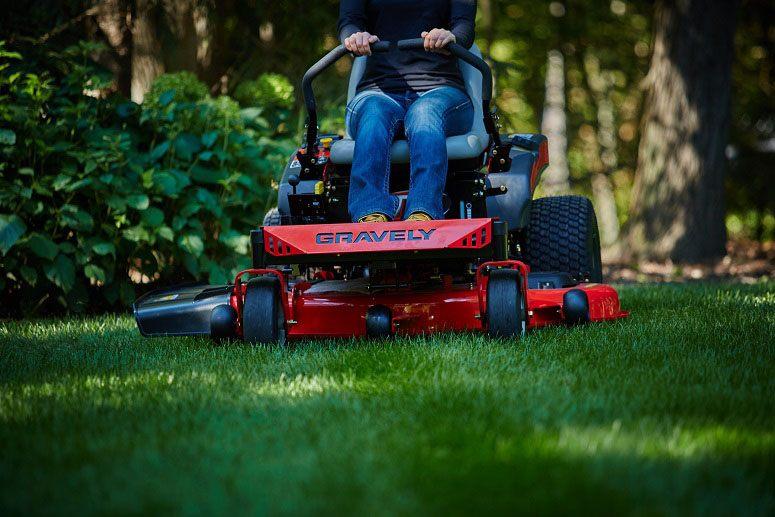 New 2017 Gravely USA ZT 34 (Kohler 21 hp V-Twin) Lawn Mowers in ...