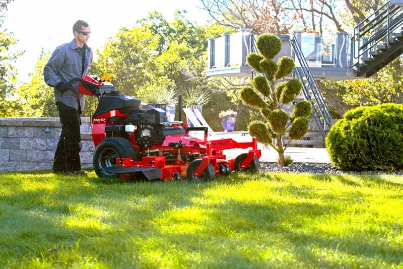 2018 Gravely USA Pro-Walk 48 HE PS in Francis Creek, Wisconsin