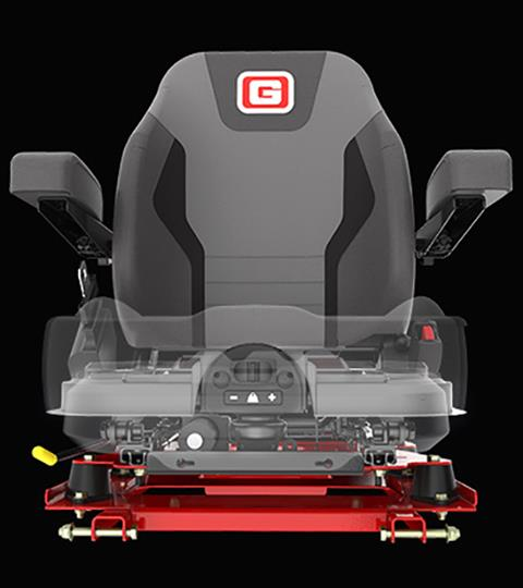 2018 gravely usa pro turn 252 yamaha efi lawn mowers for Yamaha tyler tx