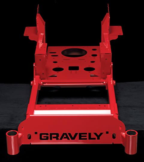 2018 Gravely USA Pro-Turn 252 (Yamaha EFI) in Lancaster, Texas