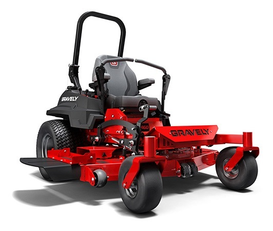 New 2018 Gravely USA Pro-Turn 452 (Yamaha EFI) Lawn Mowers