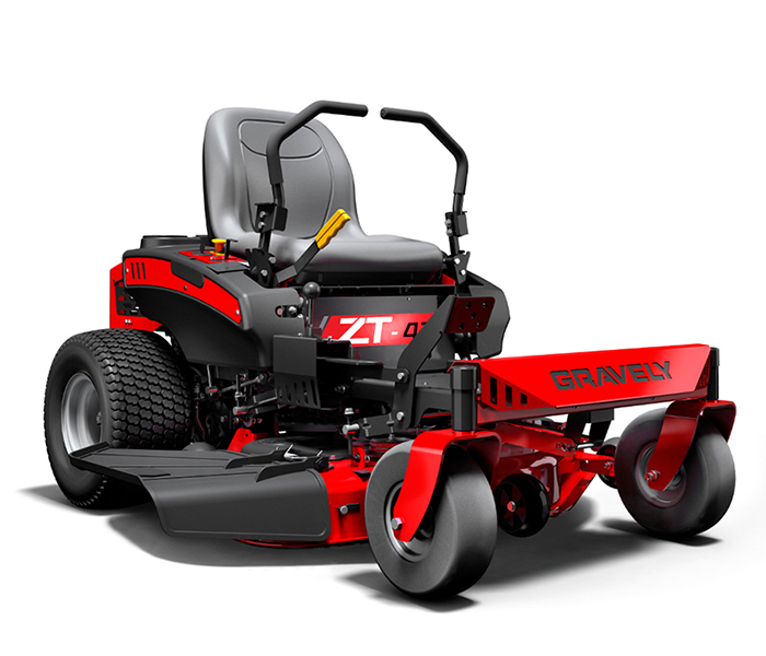 2018 Gravely USA ZT 34 in Kansas City, Kansas