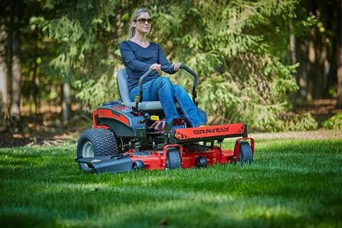 2018 Gravely USA ZT 42 in Francis Creek, Wisconsin