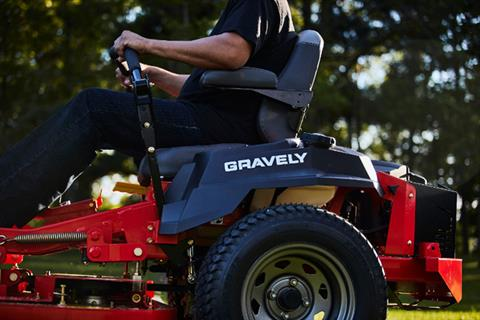 2018 Gravely USA ZT HD 52 in. Kohler Pro Series 25 hp in Columbia City, Indiana - Photo 5