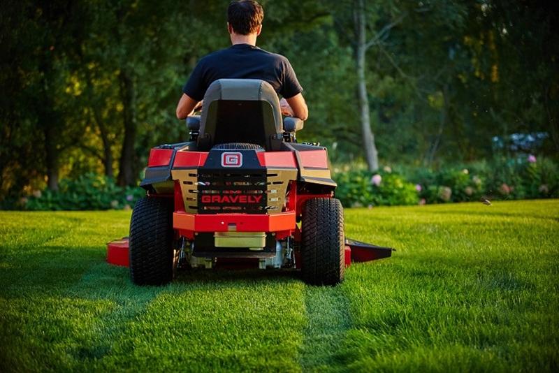 2018 Gravely USA ZT XL 42 (Kohler) Lawn Mowers Lancaster Texas GRA40272