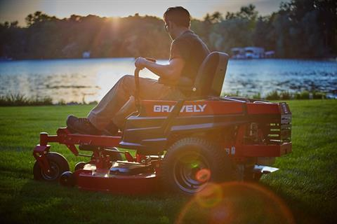 2018 Gravely USA ZT XL 52 in. Kawasaki FR 23 hp in Columbia City, Indiana - Photo 7