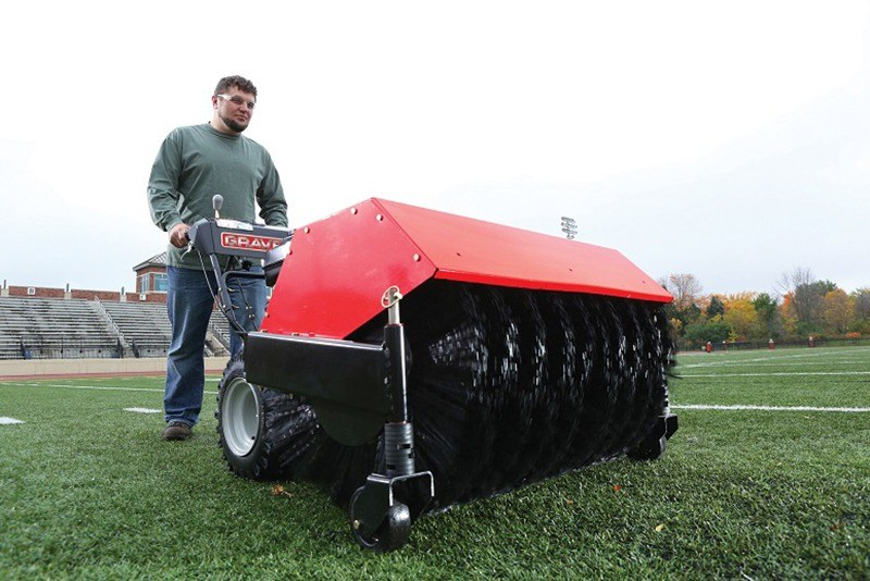 2018 Gravely USA Hydro Brush 36 in. in Kansas City, Kansas