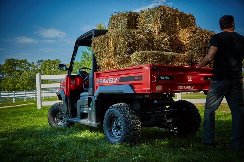 2018 Gravely USA Atlas JSV 3000 Diesel in Lafayette, Indiana - Photo 7