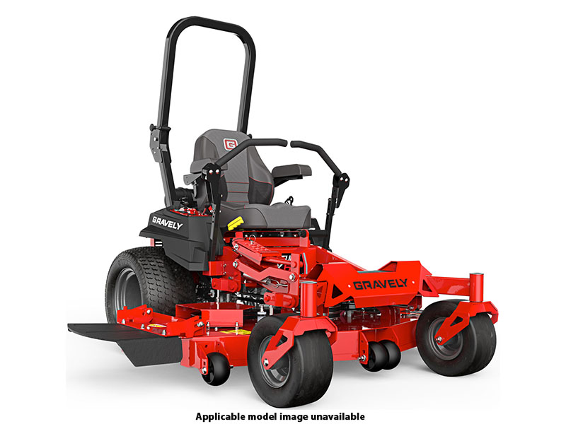 2019 Gravely USA Pro-Turn ZX 52 Kawasaki Zero Turn Mower in Chillicothe, Missouri