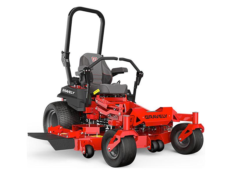 2019 Gravely USA Pro-Turn ZX 60 Kawasaki Zero Turn Mower in Ennis, Texas