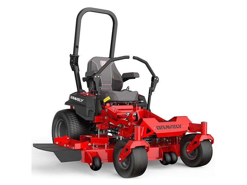 2019 Gravely USA Pro-Turn Z 52 Gravely Zero Turn Mower in Lafayette, Indiana