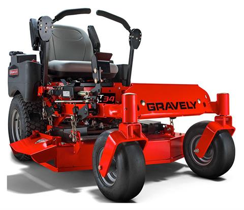 2019 Gravely USA Compact-Pro 34 in Smithfield, Virginia
