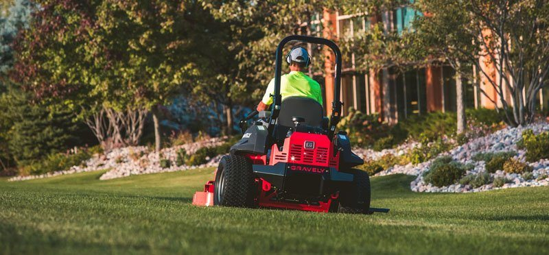 2019 Gravely USA Pro-Turn 252 52 in. Kawasaki FX850V 27 hp in West Plains, Missouri - Photo 2