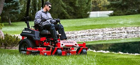 2019 Gravely USA Pro-Turn 52 in. Kawasaki FS691V 23 hp in Kansas City, Kansas - Photo 2