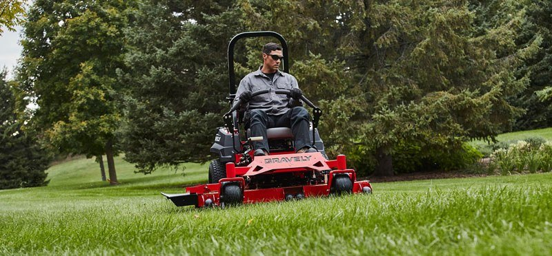 2019 Gravely USA Pro-Turn 52 in. Kawasaki FS691V 23 hp in Kansas City, Kansas - Photo 3