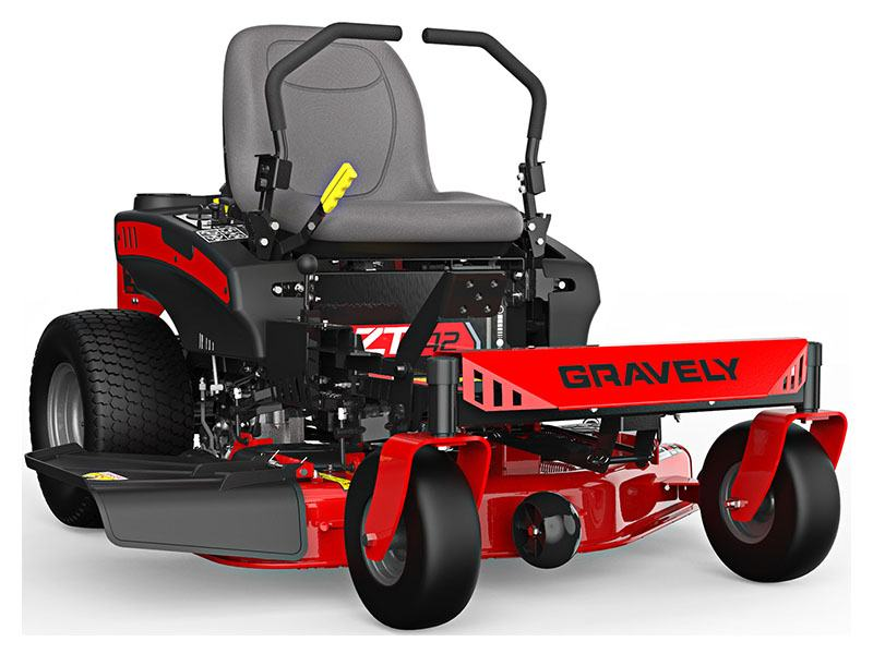 2019 Gravely USA ZT 34 Kohler Zero Turn Mower in Lancaster, Texas - Photo 1