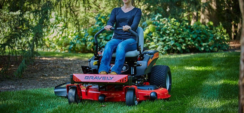 2019 Gravely USA ZT 34 Kohler Zero Turn Mower in Purvis, Mississippi - Photo 3