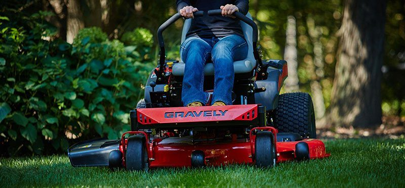 2019 Gravely USA ZT 34 Kohler Zero Turn Mower in Purvis, Mississippi - Photo 4