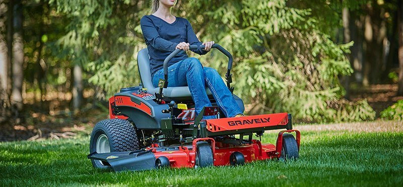 2019 Gravely USA ZT 34 in Saucier, Mississippi