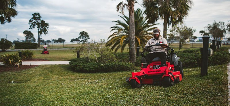 2019 Gravely USA ZT HD 44 in. Kawasaki FR 21.5 hp in Saucier, Mississippi - Photo 2