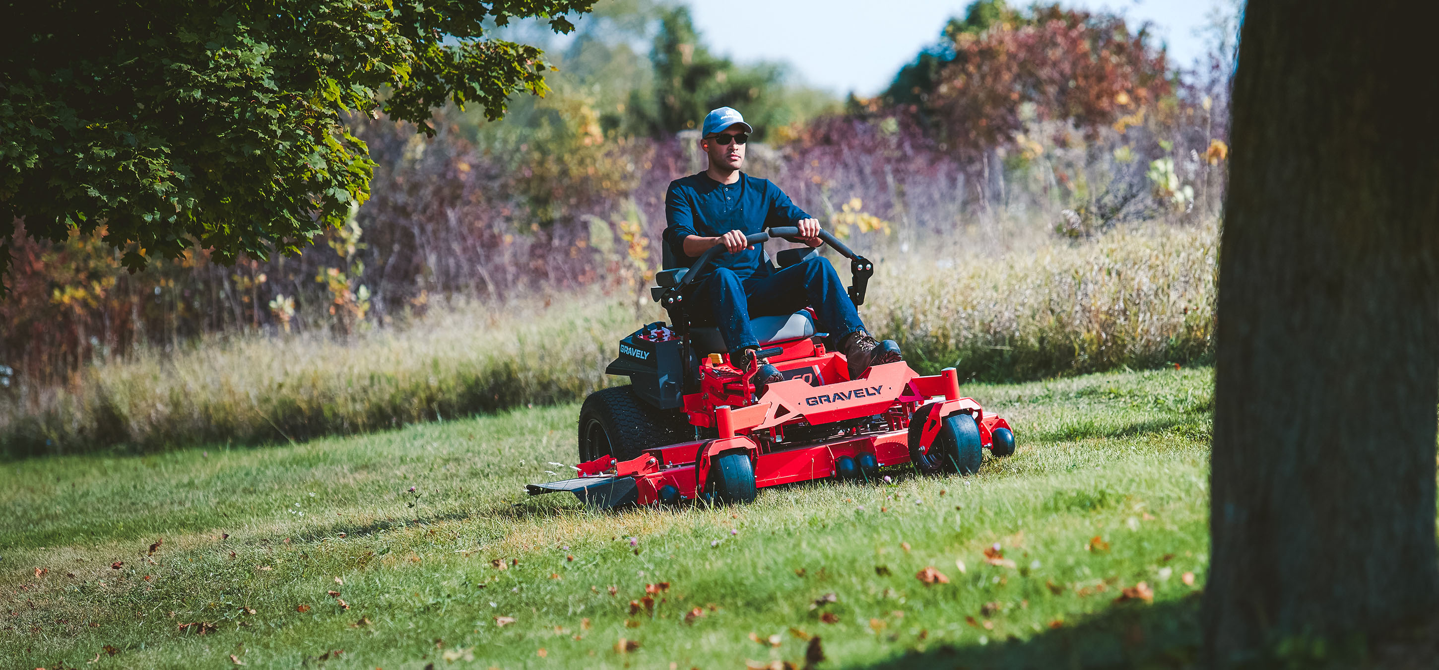 2019 Gravely USA ZT HD 48 (Kawasaki) in Lafayette, Indiana