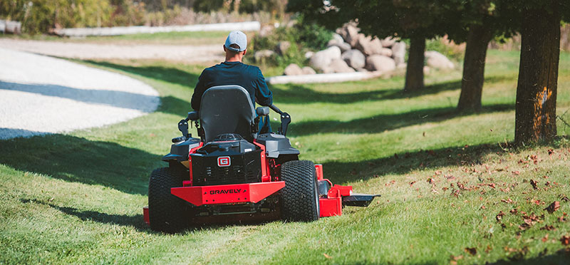 2019 Gravely USA ZT HD 52 (Kawasaki) in Francis Creek, Wisconsin