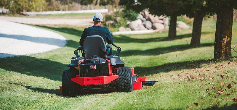 2019 Gravely USA ZT HD 52 in. Kohler Pro Series 25 hp in Smithfield, Virginia - Photo 4