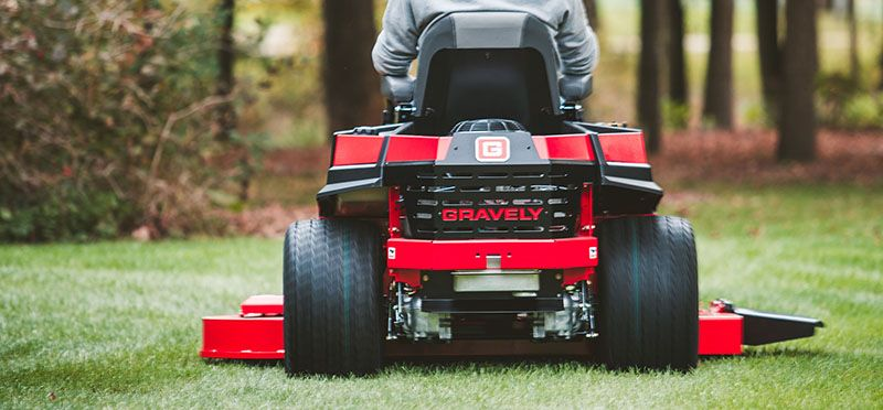 2019 Gravely USA ZT XL 52 (Kawasaki) in Saucier, Mississippi