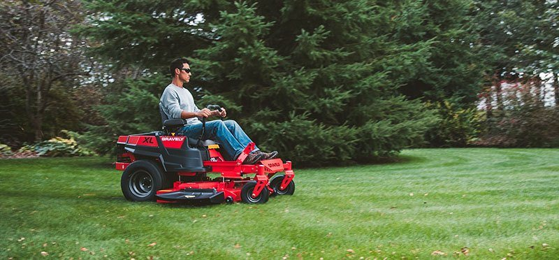 2019 Gravely USA ZT XL 52 in. Kohler 7000 25 hp in Lafayette, Indiana - Photo 3