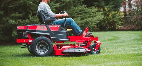 2019 Gravely USA ZT XL 52 Kohler Zero Turn Mower in Lafayette, Indiana - Photo 5