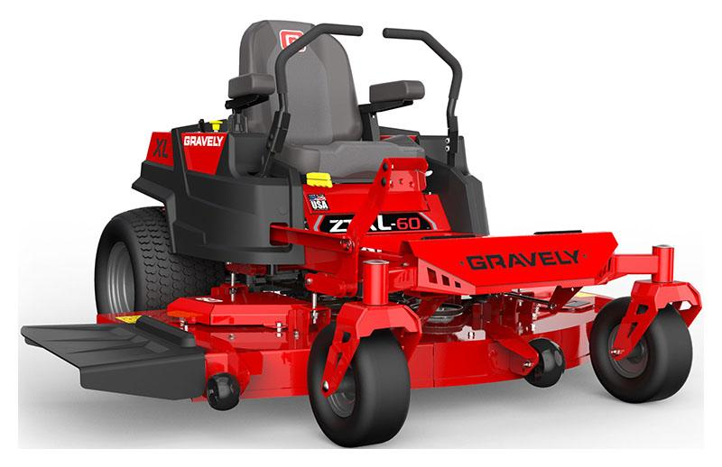2019 Gravely USA ZT XL 60 Kawasaki Zero Turn Mower in Lafayette, Indiana - Photo 1