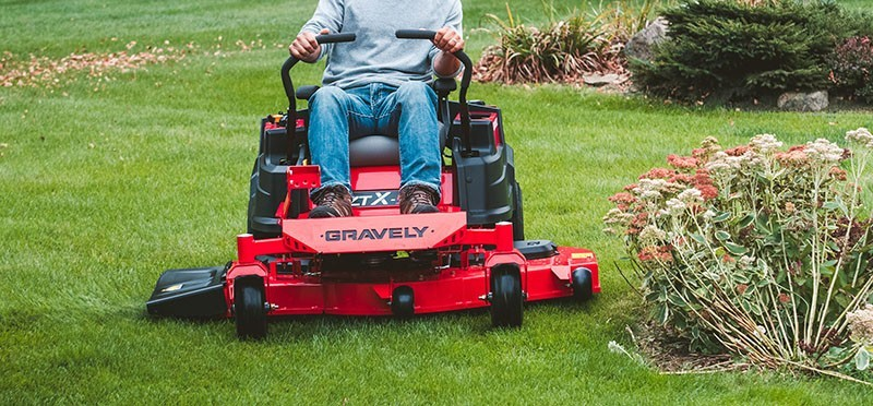 New 2019 Gravely USA ZT X 42 Kohler 24hp Zero Turn Mower