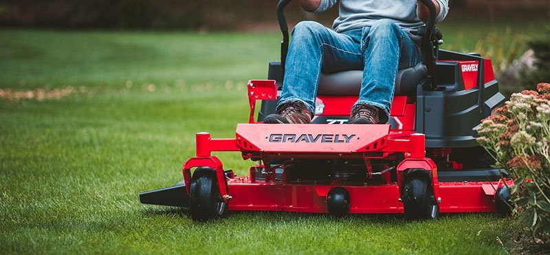 2019 Gravely USA ZT X 42 in. Kohler 7000 24 hp in Purvis, Mississippi - Photo 3