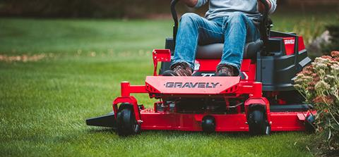 2019 Gravely USA ZT X 42 in. Kohler 7000 24 hp in Kansas City, Kansas - Photo 3