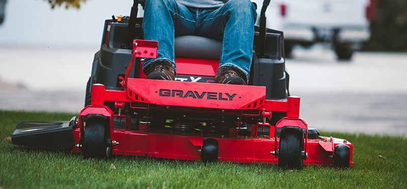 2019 Gravely USA ZT X 52 in. Kohler 7000 25 hp in Saucier, Mississippi