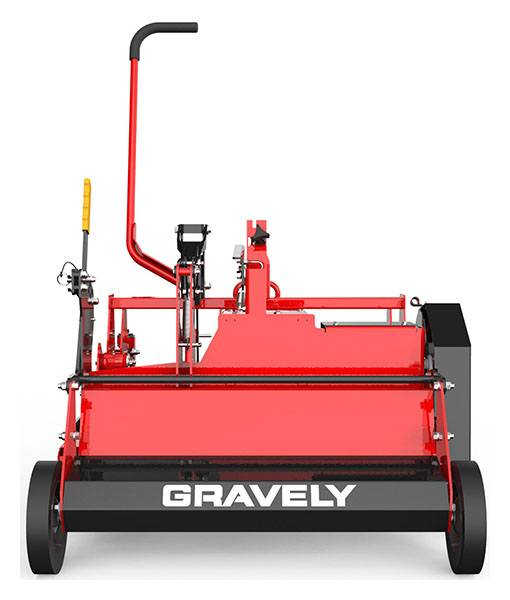2019 Gravely USA 27 in. Dethatcher in Purvis, Mississippi